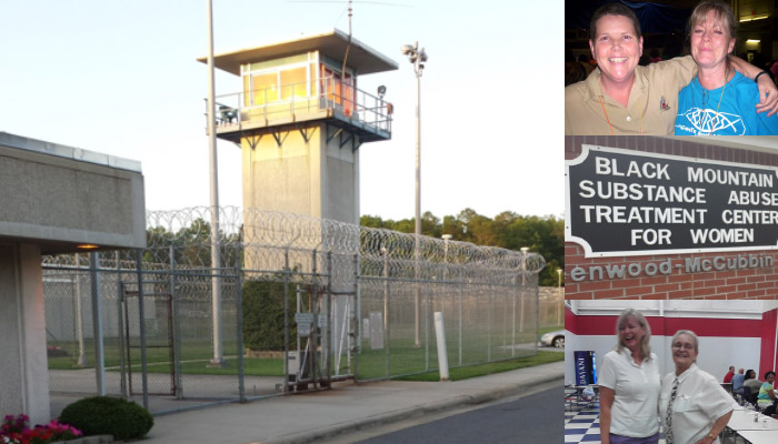May 2003:  Started ministering in prison facilities<br>throughout the Carolinas (and have never stopped)